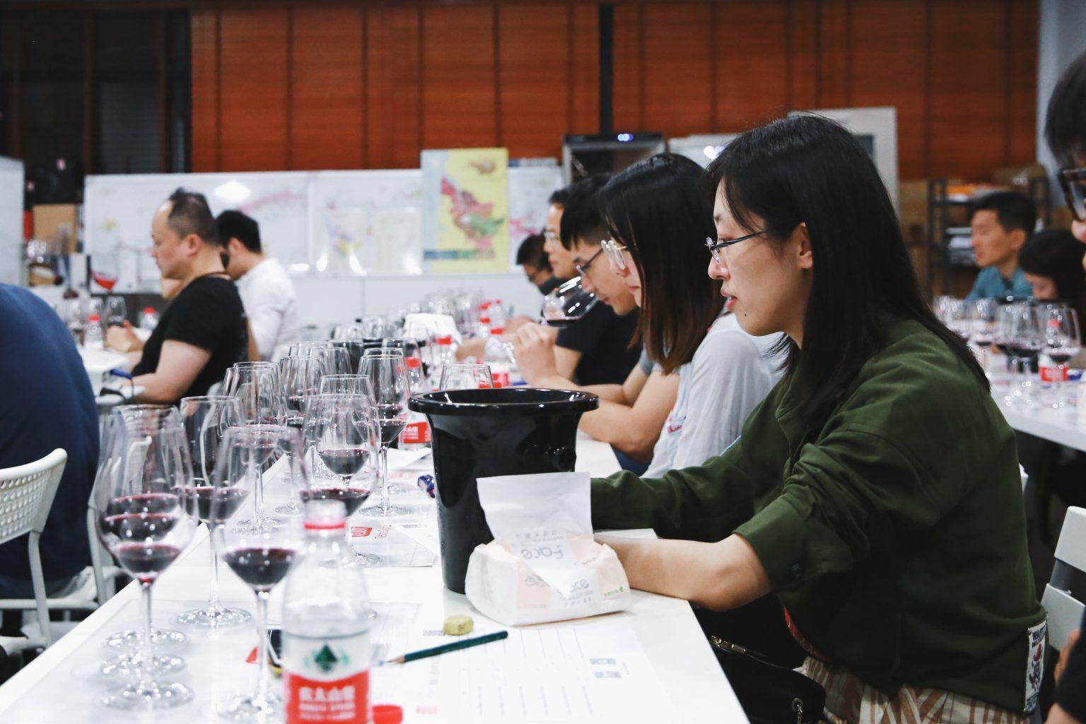 Masterclass vin Chine